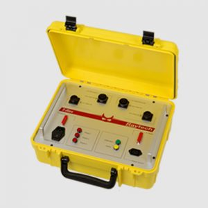 3 Phase Voltage Extension To Turns Ratio Meter